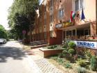 Hotel Nagykanizsa Bejárat 1