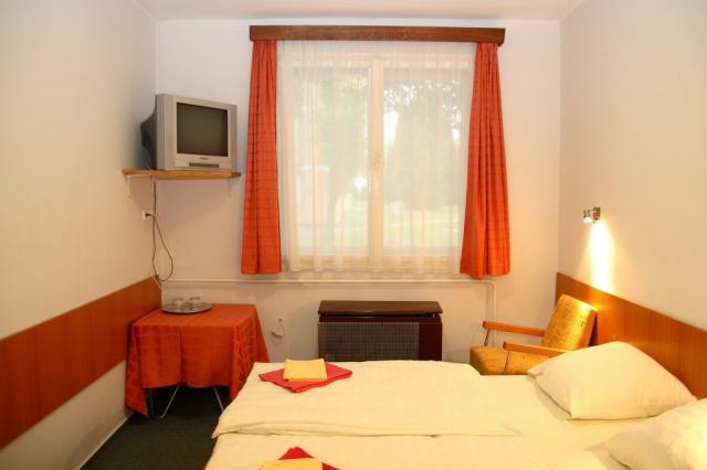 Hotel Nagykanizsa Franciaágyas szoba 1