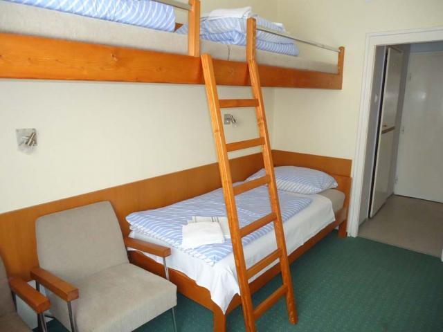 Hotel Nagykanizsa Családi szoba 2