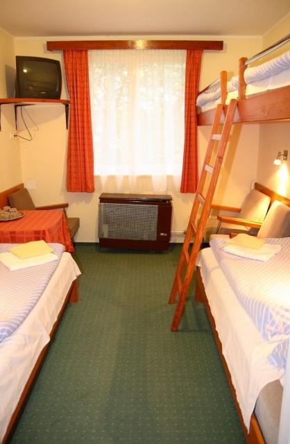 Hotel Nagykanizsa Családi szoba 1
